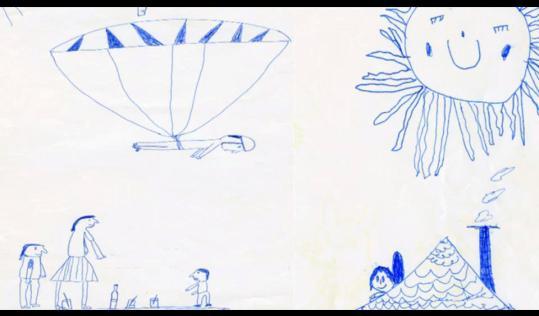 Kada Dečiji Crteži Pokazuju Njihove Ambicije